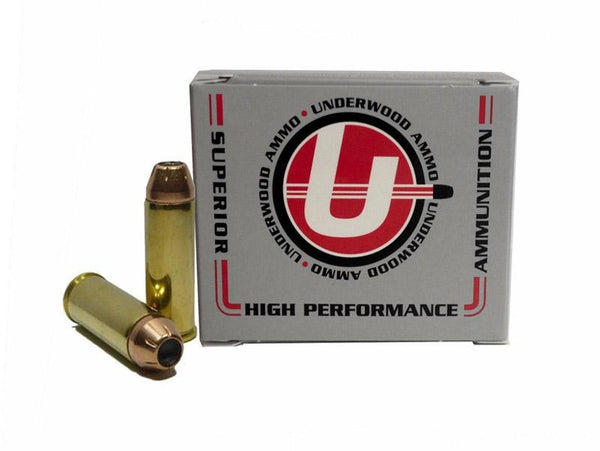 45 Colt - Underwood 250 Grain XTP JHP