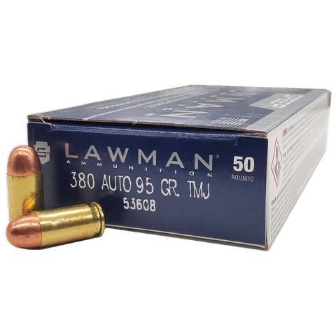 380 Auto - Speer Lawman 95 Grain TMJ