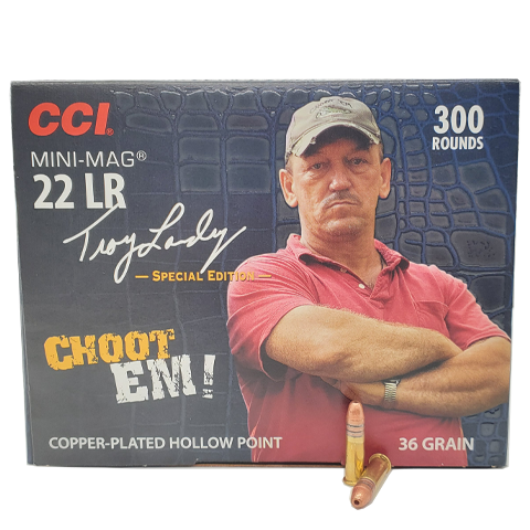 "22 Long Rifle - CCI ""Choot Em!"" Special Edition 36 Grain CPHP"