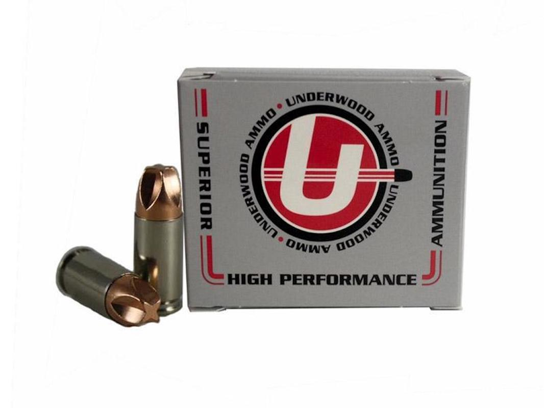 9mm - Underwood 90 Grain Xtreme Defender