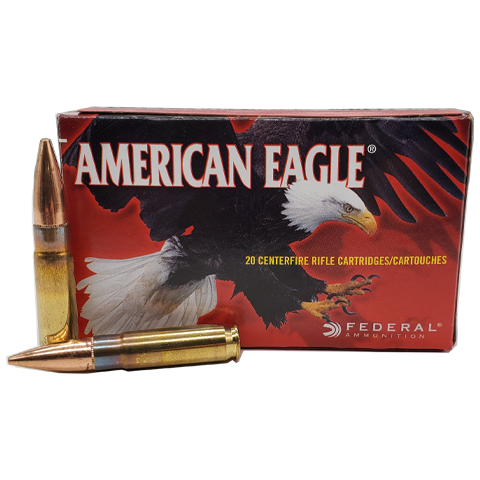 300 Blackout - Federal American Eagle 150 Grain Full Metal Jacket