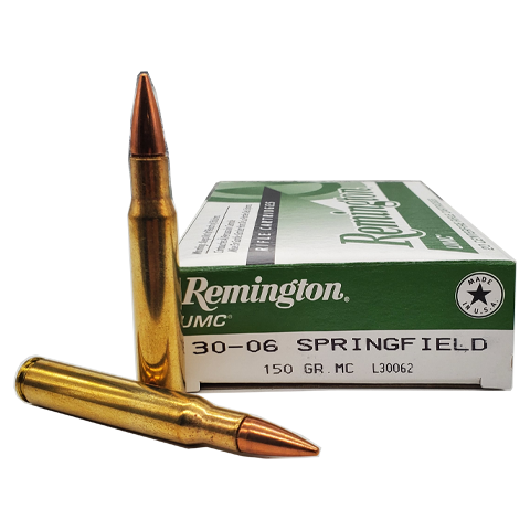 30-06 - Remington 150 Grain Full Metal Jacket