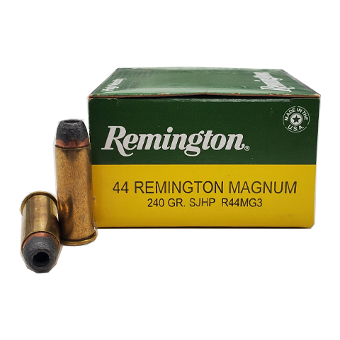 44 Magnum - Remington 240 Grain SJHP