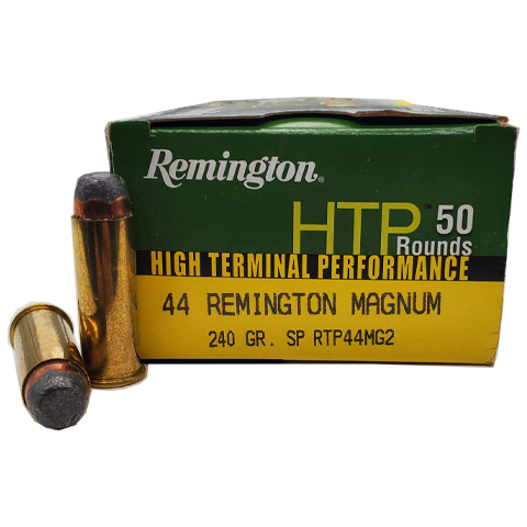 44 Magnum - Remington 240 Grain Soft Point