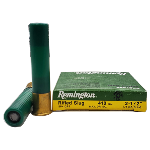 "410 Gauge - Remington Express 2-1/2"" Rifled Slug"