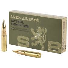 300 Blackout - Sellier & Bellot 147 Grain FMJ