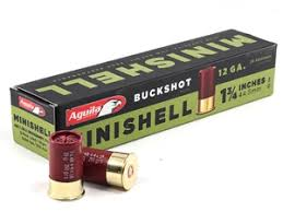12 Gauge - Aguila Mini Shell Buckshot