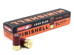 12 Gauge - Aguila Mini Shell Slug