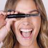 Image of model holding up Hi-Def Brow Gel