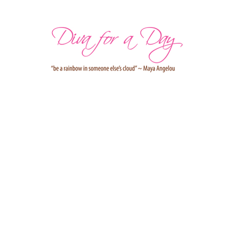 Logo for Diva for a Day