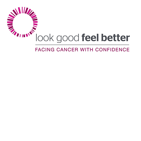 Logo for look good feel better