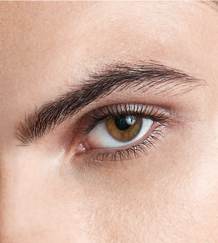 male natural brow