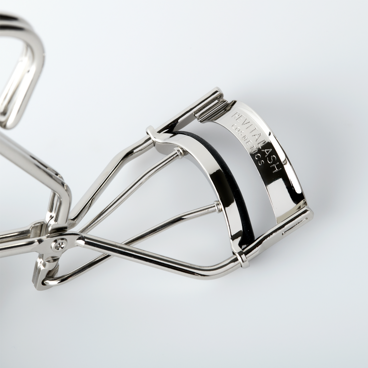 Closeup image of signature eyelash curler