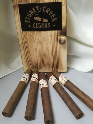 Spiced Rum cigar - 5 pack