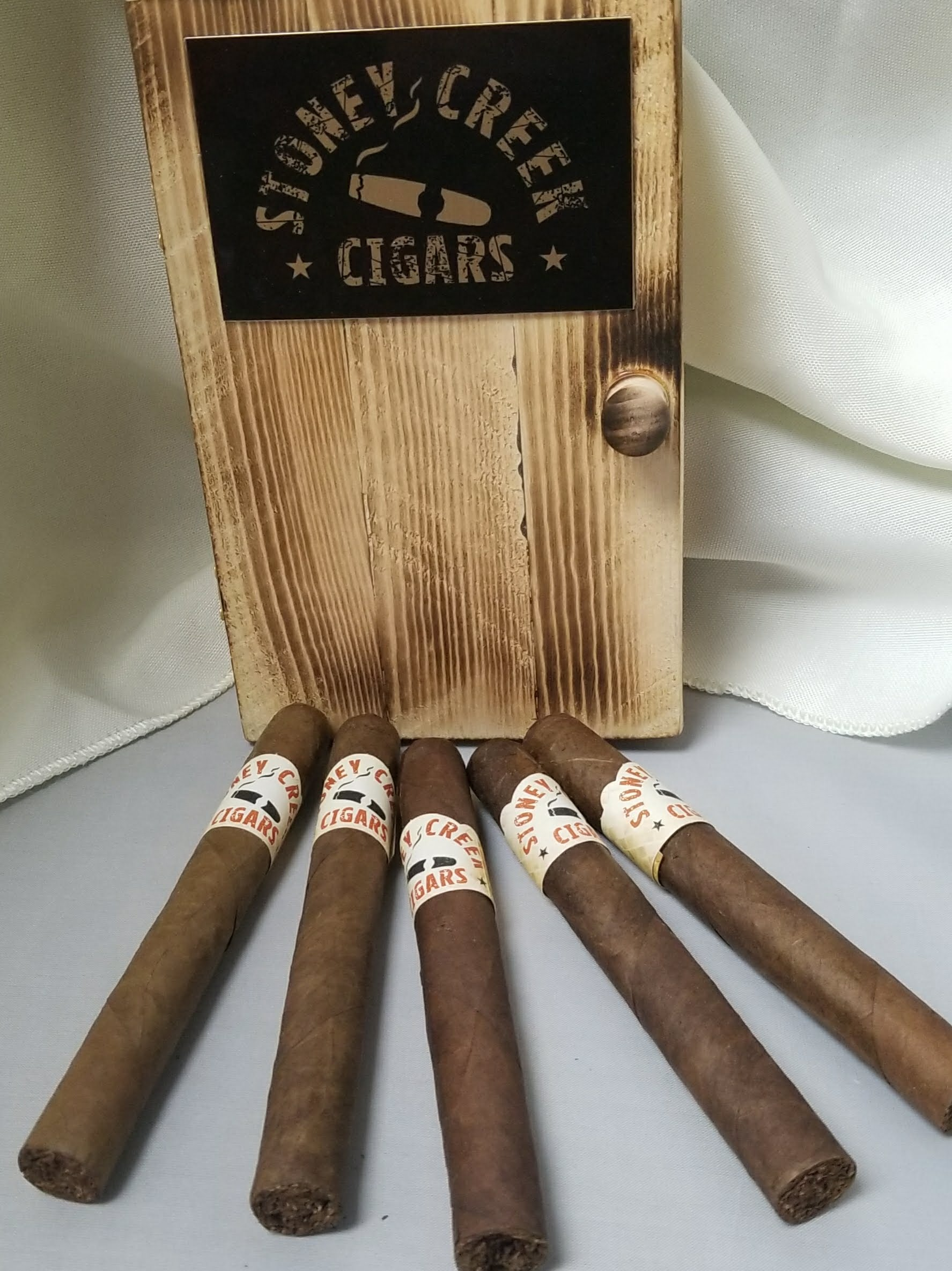 Cognac cigar - 5 pack