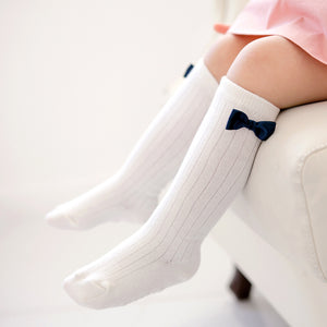 Nana Ribbon Knee Socks
