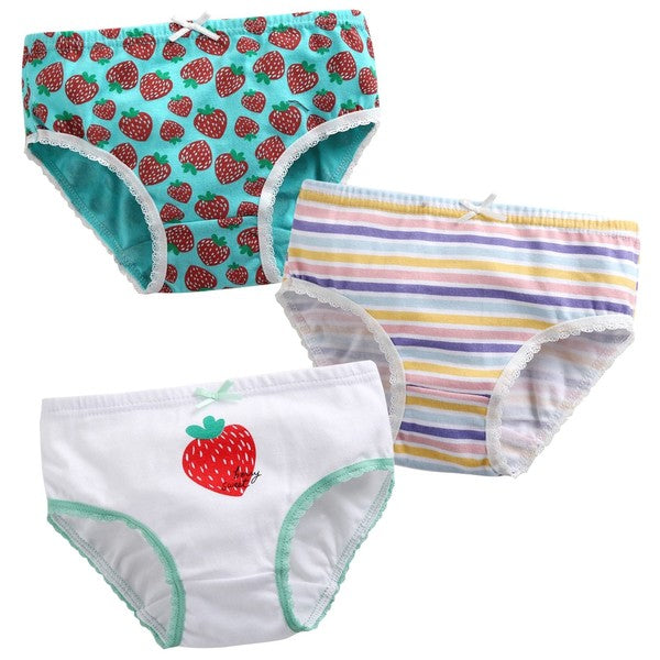 Strawberry Briefs Pack