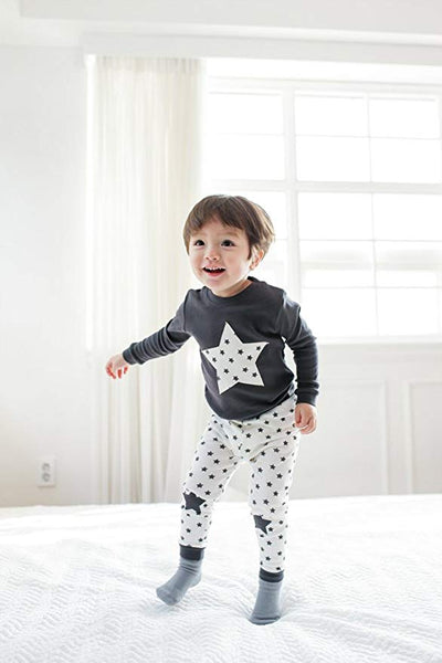 Star Gaze Long Sleeve Pajama Set