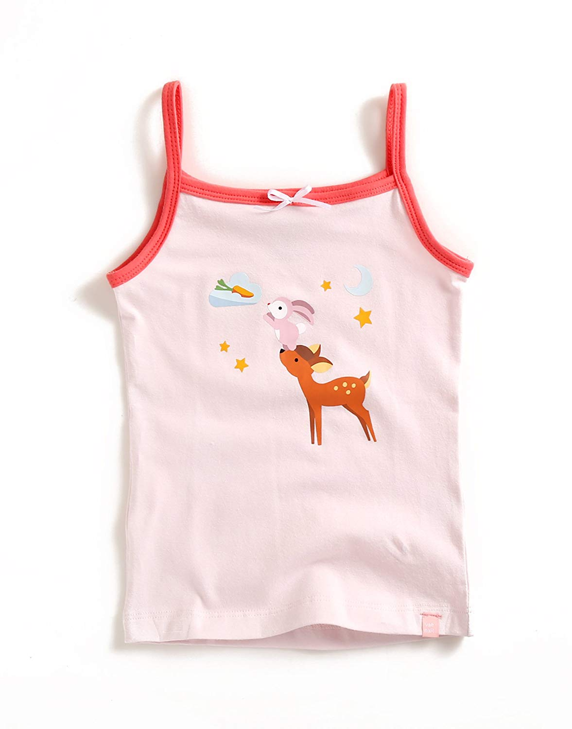 Deer Sleeveless Tank Top