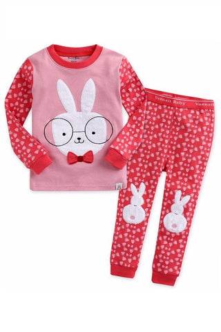 Hey Tori Long Sleeve Pajama Set