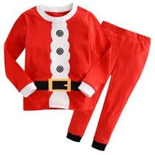 Christmas Long Sleeve Pajama Set