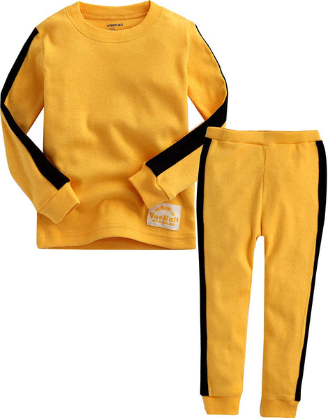 Bruce Lee Long Sleeve Pajama Set