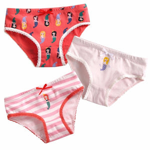 Mermaid Briefs Pack