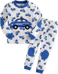 Little Rocket Long Sleeve Pajama Set