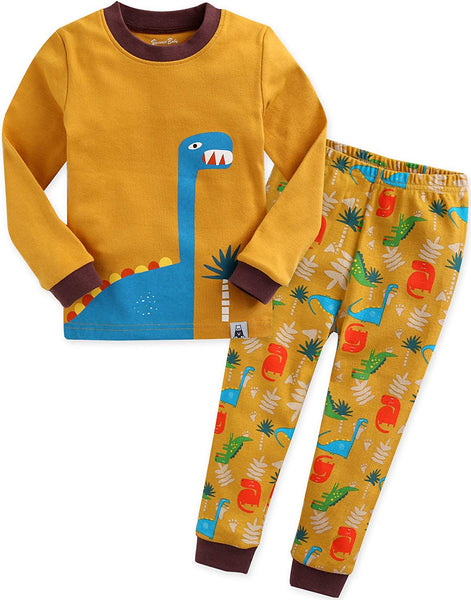 Diplodocus Long Sleeve Pajama Set