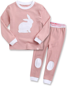 Bono Rabbit Long Sleeve Pajama Set