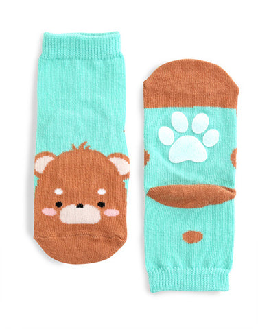 Bear Ankle Socks