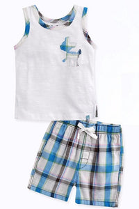 Sleeveless Bambi Top & Shorts Set