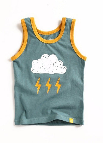 Thunder Sleeveless Tank Top