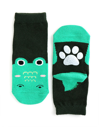 Crocodile Ankle Socks