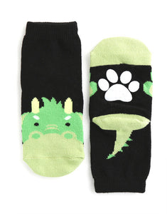 Dragon Ankle Socks