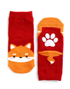 Fox Ankle Socks