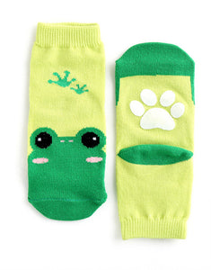 Frog Ankle Socks