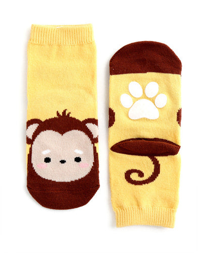 Monkey Ankle Socks