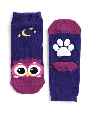 Owl Ankle Socks