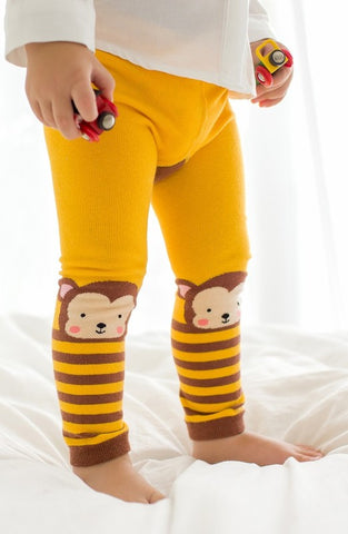Yellow Monkey Leggings