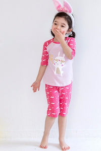 Magic Bunny Pajama Set