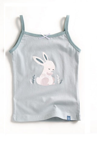 Rabbit Sleeveless Tank Top