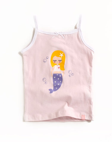 Mermaid Sleeveless Tank Top