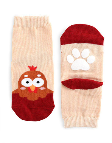 Chicken Ankle Socks