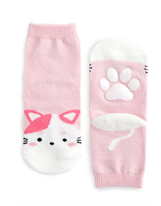 Cat Ankle Socks