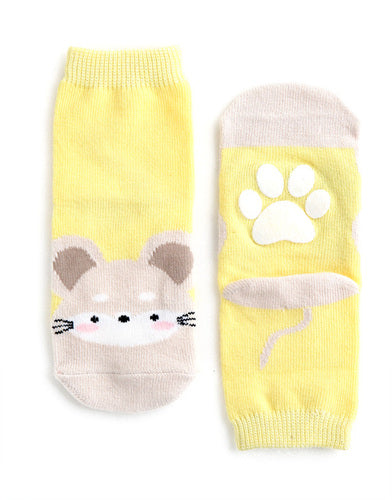 Mouse Ankle Socks