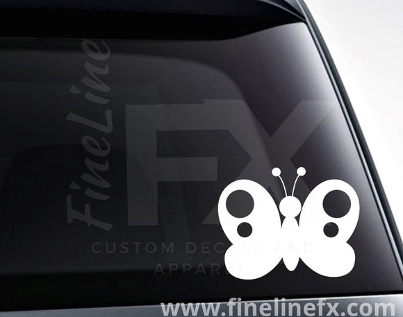 Butterfly Vinyl Decal Sticker - FineLineFX