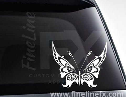 Butterfly Vinyl Decal Sticker