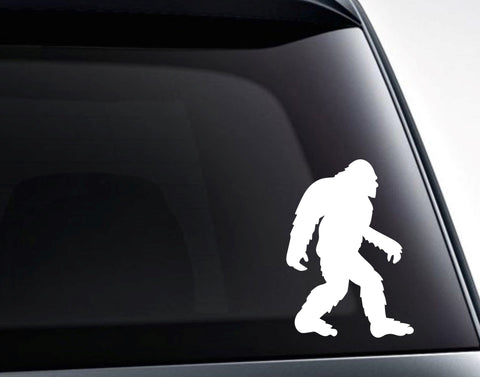 Bigfoot Sasquatch Vinyl Decal Sticker