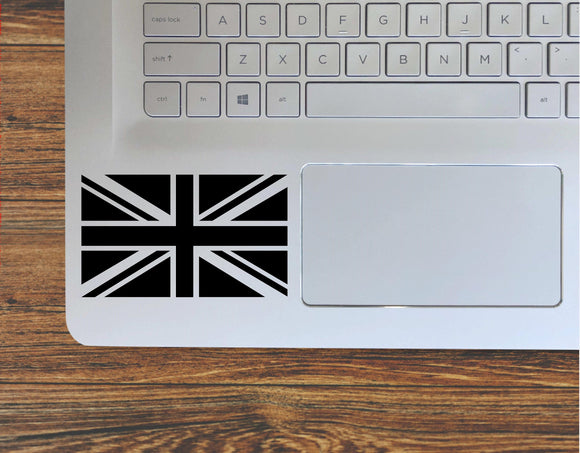 Union Jack Great Britain Flag British Flag Vinyl Decal Sticker - FineLineFX
